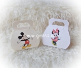 Cutie poseta Mickey/ Minnie